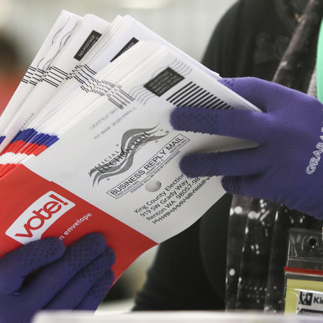 MYTH #3 - Mail-In votes are not counted or in this election you must go to a precinct to vote.