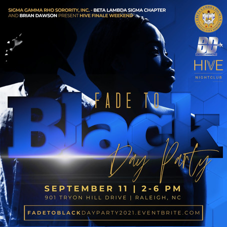 Fade To Black Day Party: Farewell to Hive