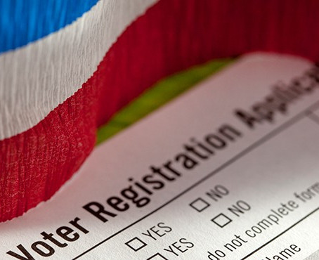 MYTH #7 - Once I register to vote, I am set for all future elections