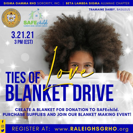 Ties of Love - Blanket Drive