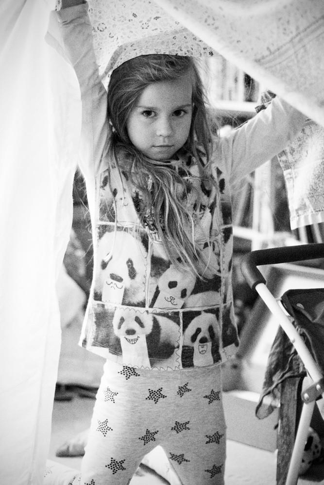 Porträt / Portrait Ada / Kinderfotografie