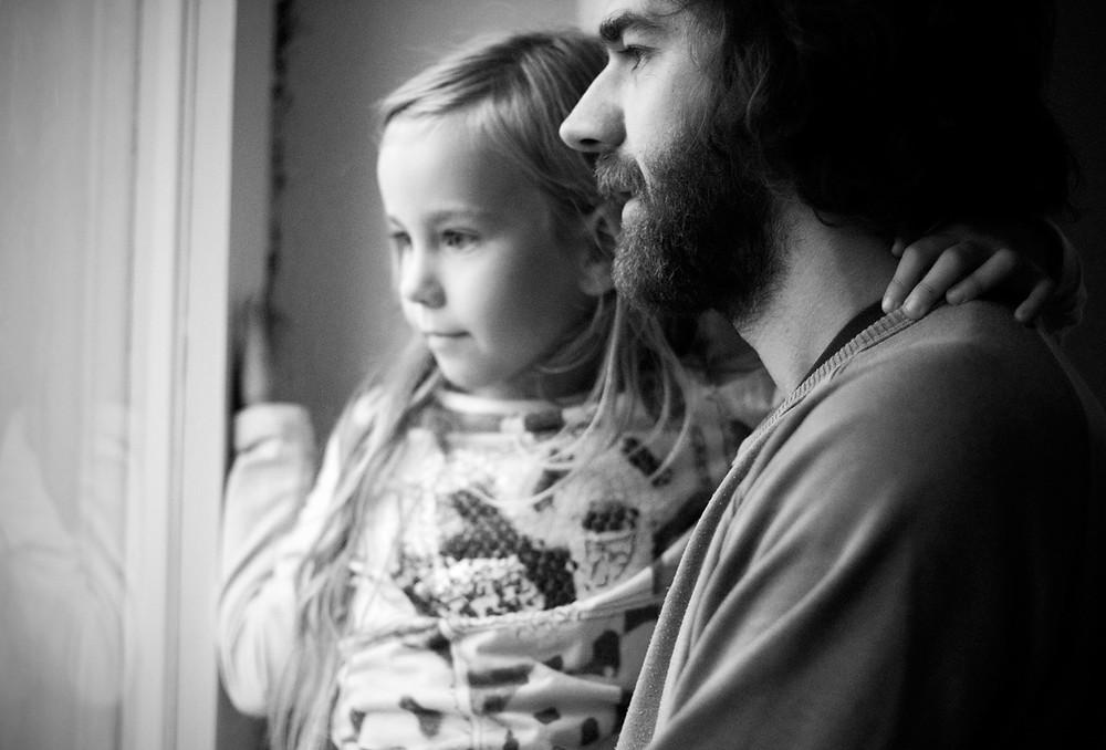 Porträt / Portrait Basti und Ada / Familienfotografie