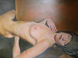 "Gemälde ""Gabriela"""