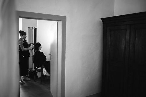"""wedding photography  DIY in Rochlitz Denkmal - und Kulturgästehaus """"Zum Pfarrlehen"""" Wendishain getting ready"""