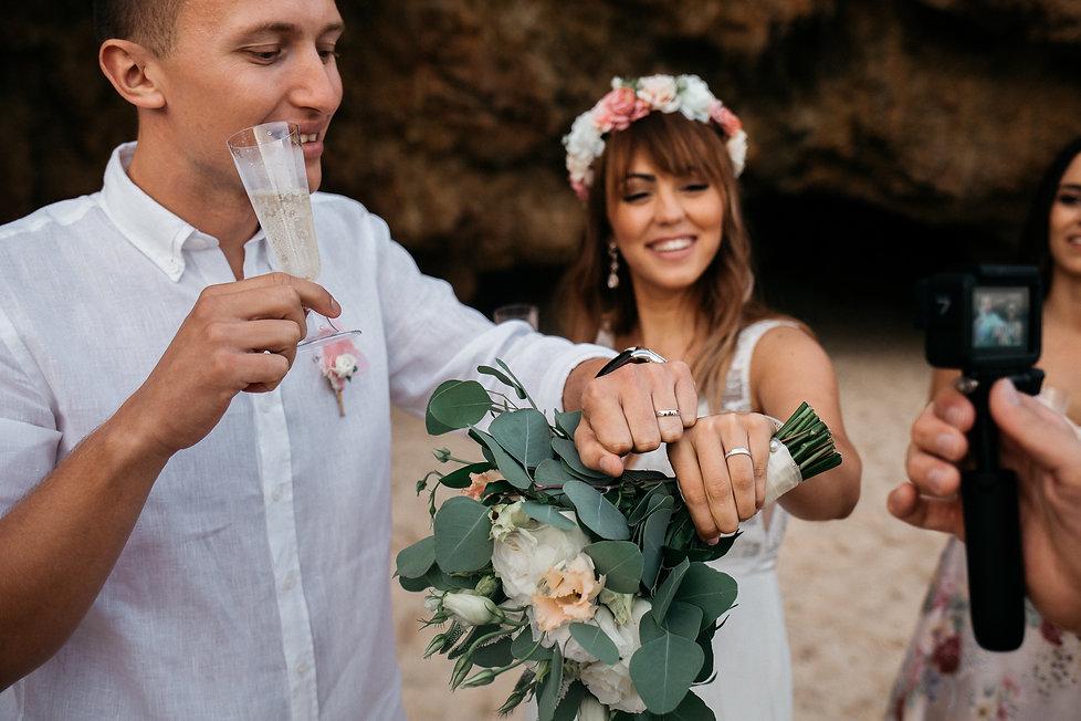 wedding_Hochzeit_Praia das Furnas_Portugal_Strandhochzeit_Trauringe