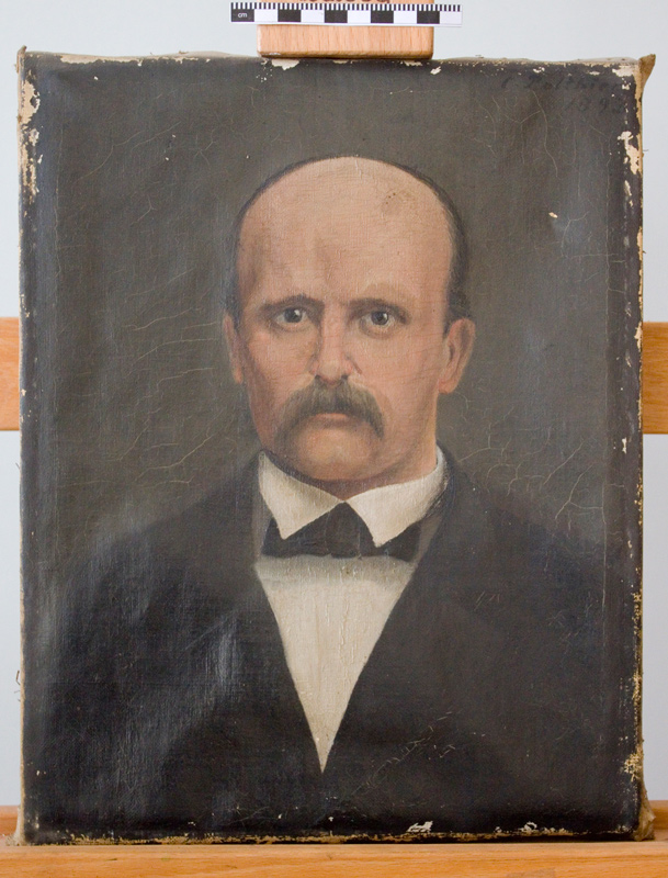 Portrait August Eduard Polthier