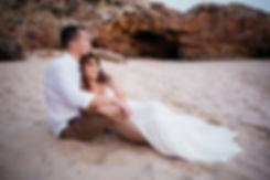 wedding Hochzeit Hochzeitsreportage Portugal Algarve Strandhochzeit Brautpaarshooing