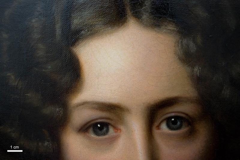 """Gemälde """"Henriette von Linsingen"""""""