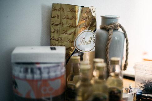 Hochzeit in Dresden - Getting Ready des Bräutigam im Lebendigen Haus