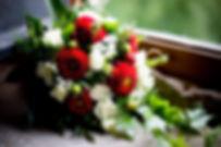 Hochzeit Schloss Colditz I Mandy Hellinger Fine Art Fotografie - Brautstrauß - Hochzeitsfotografie