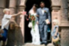 Hochzeit Schloss Colditz I Mandy Hellinger Fine Art Fotografie - Trauung / Blumenkinder - Hochzeitsfotografie