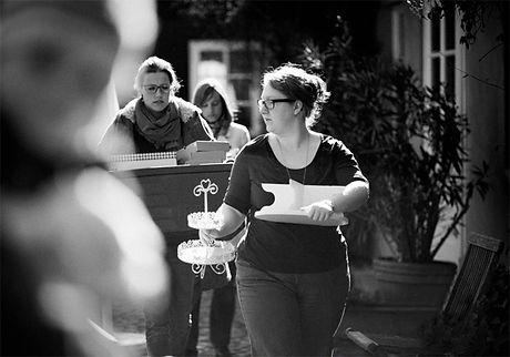 DIY Hochzeit auf Gut Wendgräben - Hochzeitsvorbereitungen