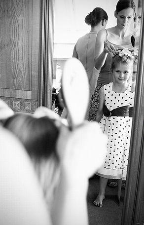 Hochzeit Schloss Colditz I Mandy Hellinger Fine Art Fotografie - getting ready Kinder / Hochzeitsvorbereitungen