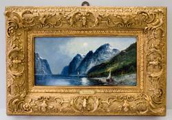 Gemälde III von R. Lutz