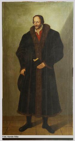 Porträt Philipp Melanchthon