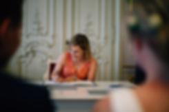 Trauzeuge - Hochzeit im May im Weißen Haus in Markkleeberg in Leipzig