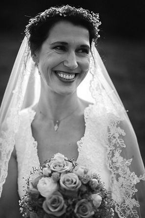 Hochzeitsfotografie Hochzeit Braut Portrait