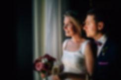 Sektempfang - Hochzeit im May im Weißen Haus in Markkleeberg in Leipzig
