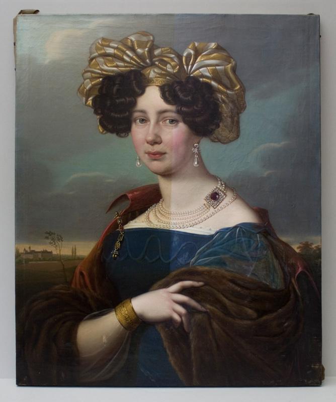 Herzogin Amalie von Sachsen-Anhalt