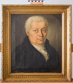 Portrait Samuel Gottfried Rudeloff
