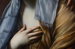 Ausschnitt aus barockem Gemälde