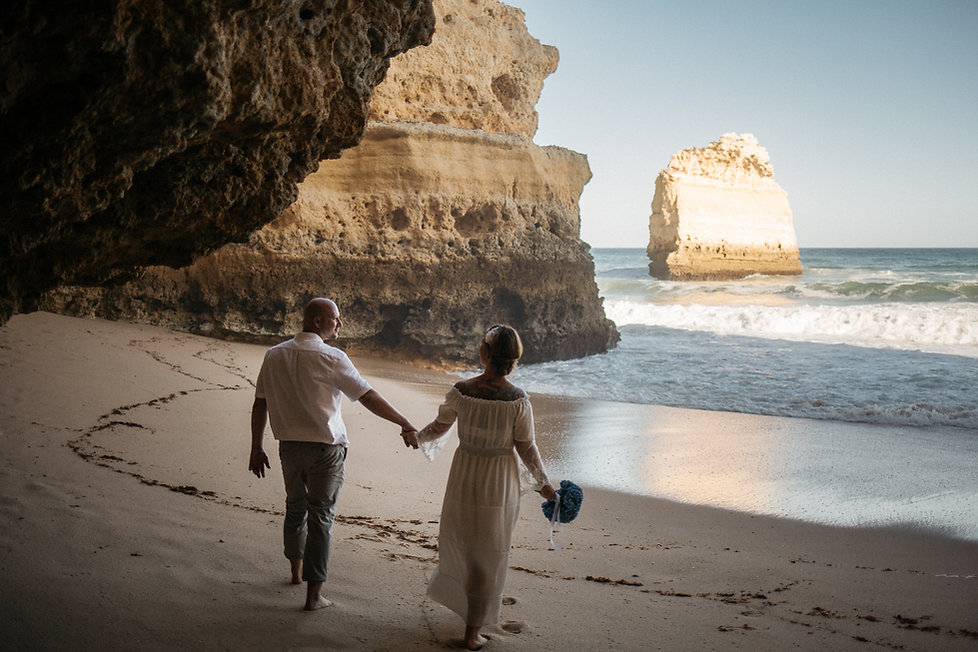 Wedding _Portugal_Algarve_Praia da Marin