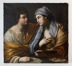 barockes Gemälde