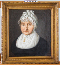 Portrait Marie Dorothea Rudeloff