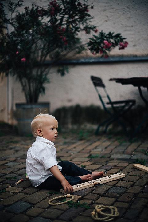 Hochzeit Schloss Colditz I Mandy Hellinger Fine Art Fotografie - Hochzeitsfeier - Kinder