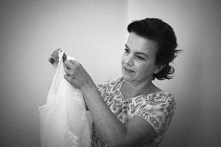 Hochzeit in Dresden - Getting Ready des Braut im Lebendigen Haus