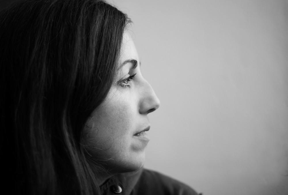 Porträt / Portrait Franzi