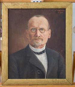 Portrait Konrad Heinrich Polthier