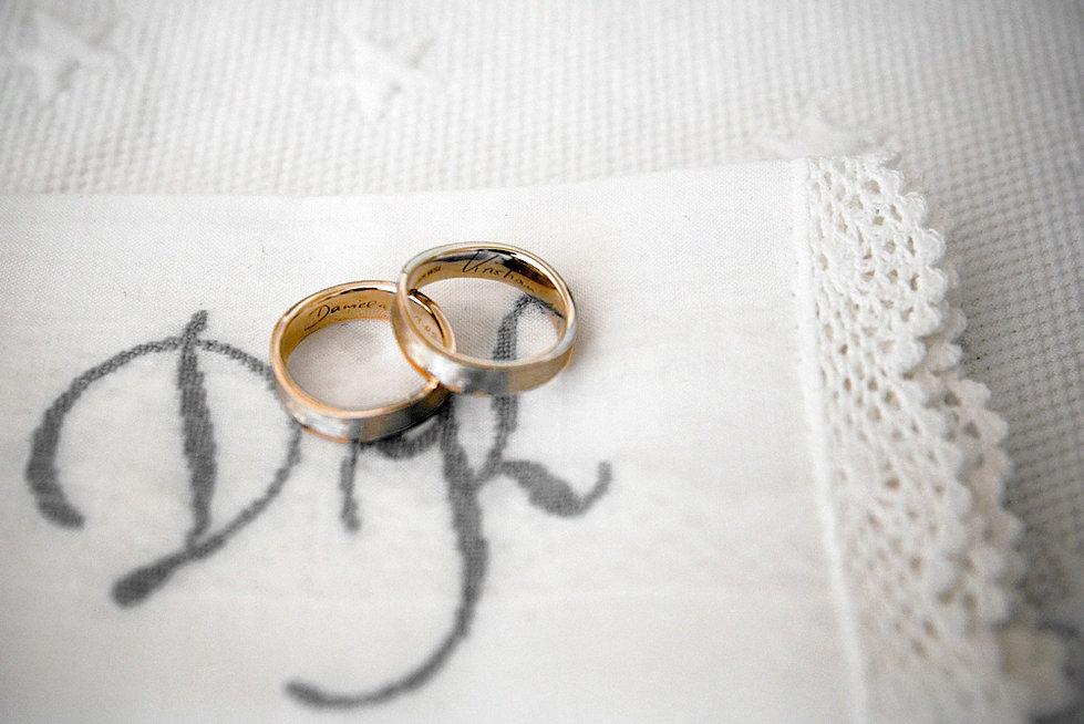 DIY Hochzeit auf Gut Wendgräben, Hochzeitsringe, Trauringe, Ringe - Vorbereitungen - Getting Ready - Hochzeitsfotografie