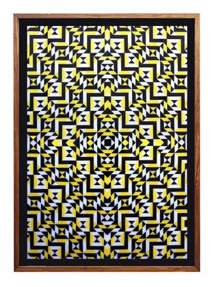 Yellow Maze