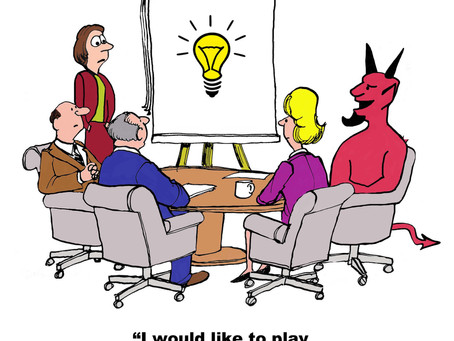 Could a Devil's Advocate process prevent a Carillion situation in your business?