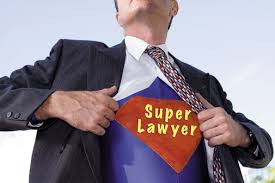 Lawyers could save the world, mirabile dictu...