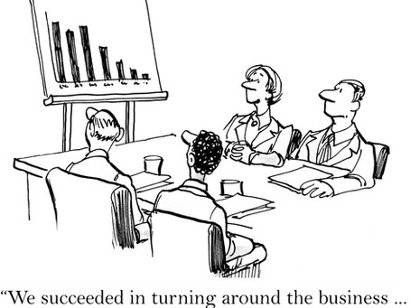 A business turnaround is more likely if its directors agree a shared purpose