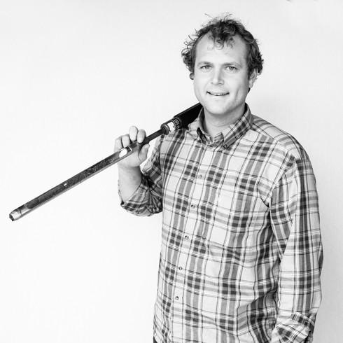 Jonathan Wachter, Soil Scientist