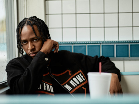Billboard: Why Ebenezer Wears His 'Bad Romantic' Label Proudly Through His 'Flaws and All'