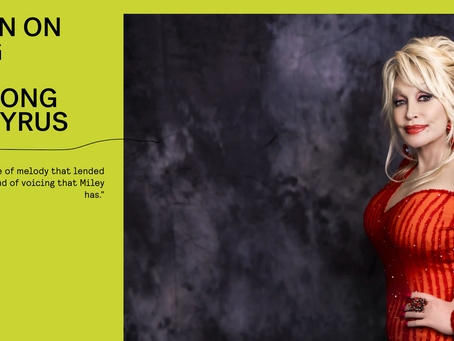 Dolly Parton on the Meaning Behind Her Christmas Song with Miley Cyrus | Nylon
