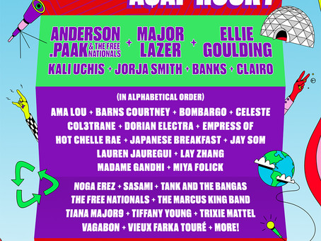 Anderson .Paak Playing Virgin Fest in Los Angeles