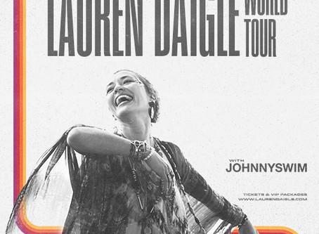 Lauren Daigle South American Tour Dates ON SALE NOW