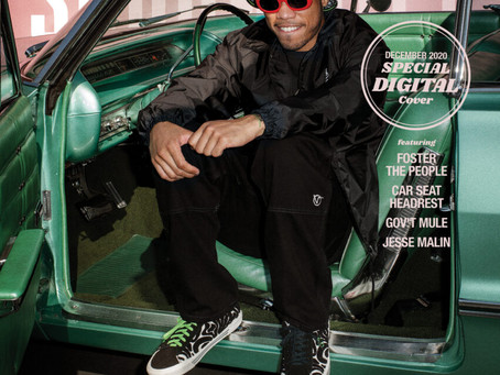 Anderson .Paak Covers American Songwriter's December Special Digital Cover
