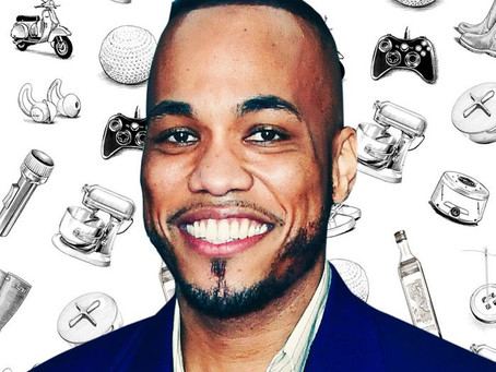 What Musician Anderson .Paak Can't Live Without | The Strategist