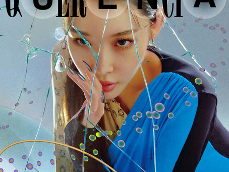 """Globe-Trotting Pop Bangers from One of K-Pop's Most In-Demand Stars - CHUNG HA """"Querencia"""" 