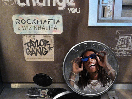 """Wiz Khalifa Joins Rock Mafia for """"Don't Change You"""" - Out Now"""