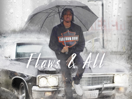 """Ebenezer, Dynamic London Singer-Songwriter, Producer and Engineer Returns with """"Flaws and All"""""""