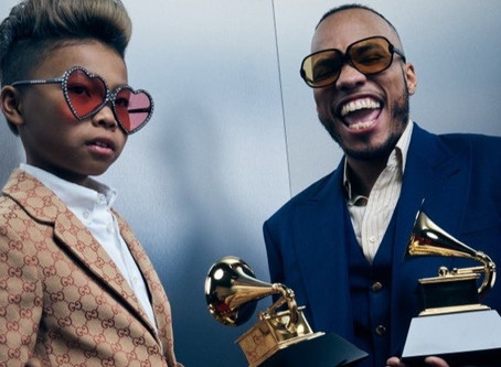 Anderson .Paak Wins 2 GRAMMYs for Best R&B Album & Best R&B Performance
