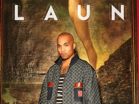Anderson .Paak Grooves on the January Cover of Flaunt Magazine