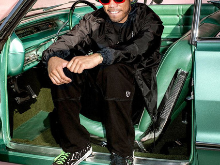 Esquire: Anderson .Paak Is Shaping the Culture at Every Turn